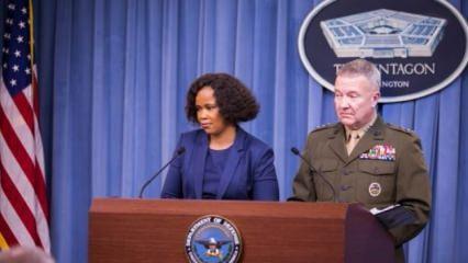 Pentagon sözcüsünün cevap veremediği soru