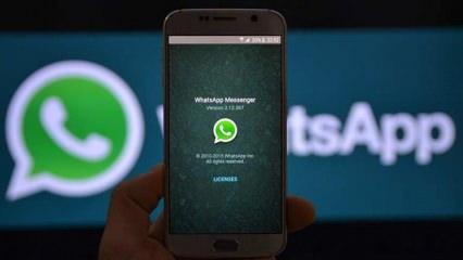 WhatsApp mesajlarına gelecek 10 farklı bildirim seçeneği özelliği nedir?