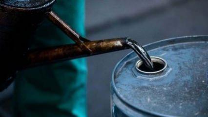 Petrolün varili 65 dolara geriledi