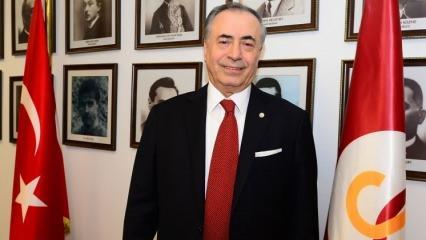 Galatasaray Başkanı'ndan flaş açıklamalar