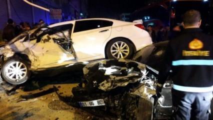 Midyat'ta trafik kazası: 6 yaralı