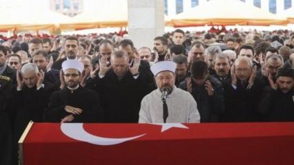 Avukattan Afrin şehidine cenazesi kalkmadan haciz