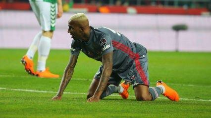 Beşiktaş'a zirve yarışında ağır darbe!