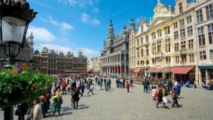 """Brüksel'de  en çok kullanılan isim """"Muhammed"""""""