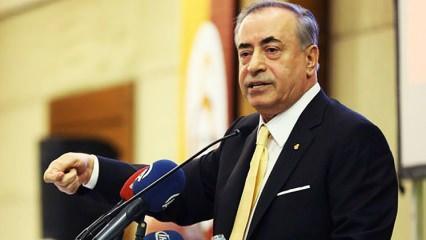 G.Saray Başkanı transfer yasağını ilk kez açıkladı