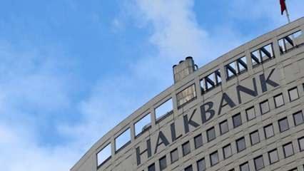 Halkbank'tan flaş ABD açıklaması!