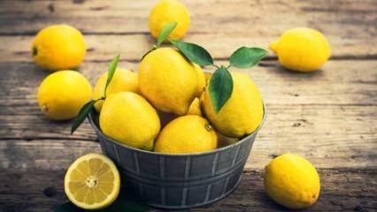 Limonun farklı kullanım alanları nelerdir?