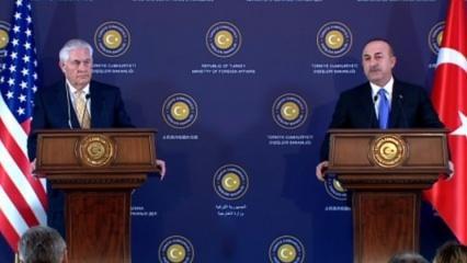 Türkiye ve ABD anlaştı! Ortak mekanizma kuruluyor