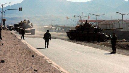 TSK Afrin içine ilerliyor! 89 bölge alındı