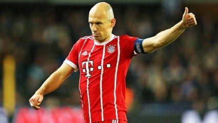 Bayern'de 5-0'a rağmen kriz! Robben...