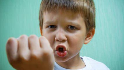 Çocukların küfür etmeleri nasıl engellenir?