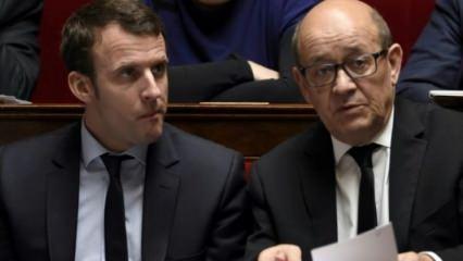 Afrin'i hazmedemeyen Fransa harekete geçiyor