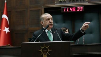 Erdoğan açıkladı: Afrin merkezini kuşatacağız!