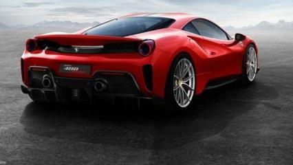 Ferrari'den yeni 'özel seri'