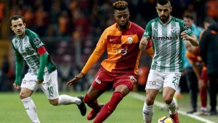 Galatasaray'da ilginç sakatlık!