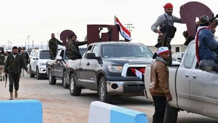 YPG'den Esed'in askerleriyle ilgili flaş açıklama