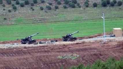 YPG/PKK'dan top mermili saldırı!