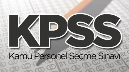 2018 KPSS başvurusu ne zaman başlıyor? KPSS başvuruları nasıl yapılır?