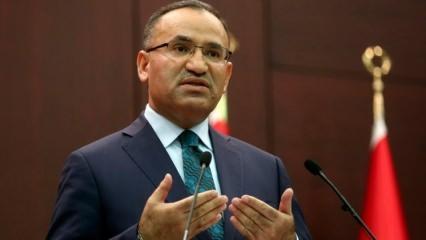 Başbakan Yardımcısı Bekir Bozdağ açıkladı: Sefer Görev Emri geliyor mu?