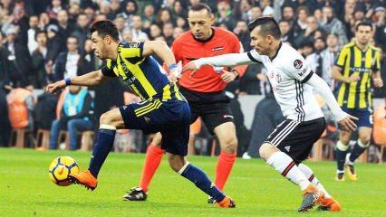 Derbi faturası! F.Bahçe ve Beşiktaş'a ceza geliyor