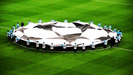 Şampiyonlar Ligi finali İstanbul'a verildi!