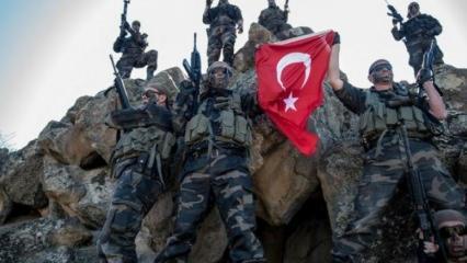 Son dakika gelişmesi! Afrin'de hatlar birleşti, hilal oluştu!
