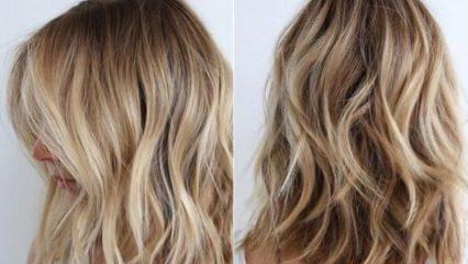 2018 İlkbahar-Yaz saç modası