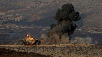 Afrin'le ilgili flaş gelişme! Afrin merkezi ele geçirildi! İşte son durumu...