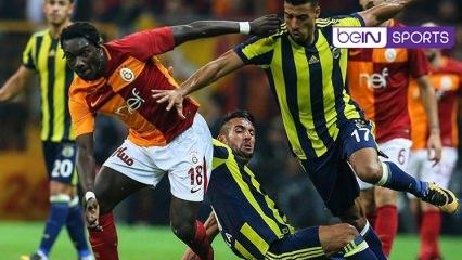 Fenerbahçe Galatasaray maçı canlı izle! Beinsports internetten takip etme...