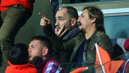 'Fenerbahçe derbisi öncesi Tudor ile tartıştık!'