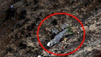 İran'dan düşen uçakla ilgili flaş açıklama!