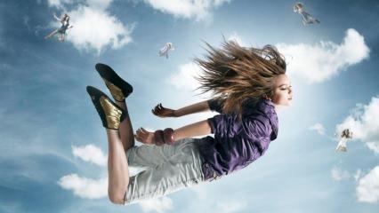Rüyada uçmak nasıl yorumlanır? Rüyada uçtuğunu görmek detaylı tabiri!