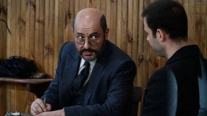 Tolga Tekin kimdir? Mehmet Akif Ersoy rolü ile Vatanım Sensin'de...