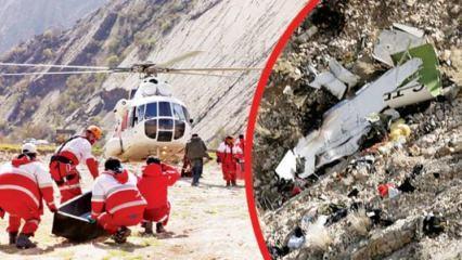 Türkiye'yi sarsan kazada pilotlar bayıldı mı?