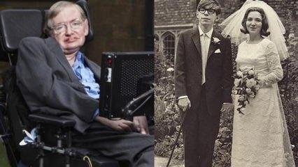 Ünlü fizikçi 'Stephen Hawking'in hayatı