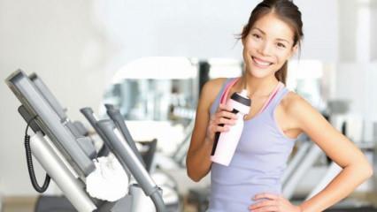 Karın kaslarını sıkılaştırma egzersizleri
