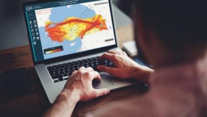 AFAD Deprem Riski Sorgulama uygulaması geldi! Evin deprem riskini öğren!