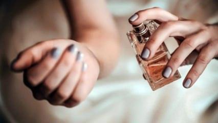 Gerçek parfümü sahtesinden ayırmanın 9 basit yolu