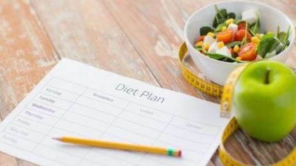 Hafta sonu diyeti nasıl yapılır?