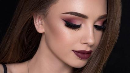 Makyaj teknikleri: Gölgelendirme ve aydınlatma