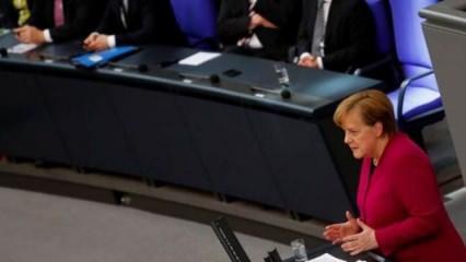 Almanya ile kriz kapıda! Merkel'den küstah sözler