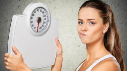 Neden kilo veremiyorum? Kilo vermeye engel olan hastalıklar nelerdir?