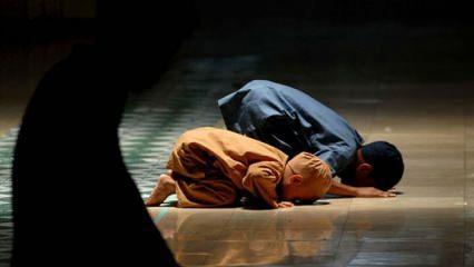Üç aylarda yapılacak ibadetler nelerdir? Kılınacak namazlar edilecek dualar...