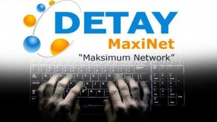 Detay Maxinet nedir? Detay Maxinet'e neden girmiyor? Kapandı mı...