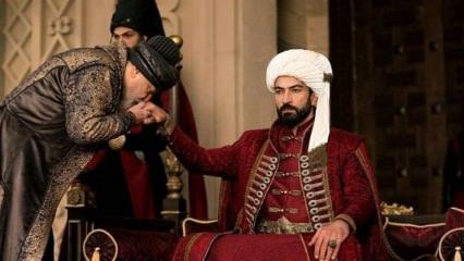 Mehmed Bir Cihan Fatihi dizisinde görülmemiş hata keşfedildi!