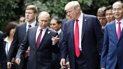 Trump'tan Rusya'ya füze yanıtı: Vuramadılar!