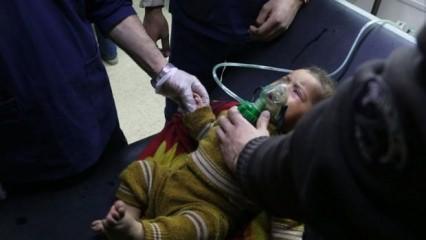 Esed, kimyasal silahla saldırdı: En az 75 ölü
