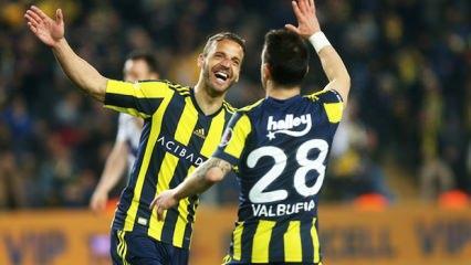 Fenerbahçe ikinci yarıda kazandı!
