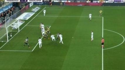 'Fenerbahçe'nin golünde Piero'ya inanmıyorum'