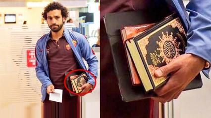 Mohamed Salah'ın dikkat çeken karesi!